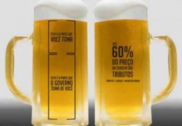Benefício fiscal para cerveja custou R$ 2,8 bilhões em quatro anos