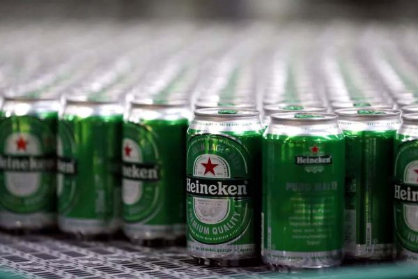 Brasil se torna o maior mercado da Heineken