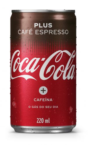 Coca-Cola lança versão sabor Café Espresso no Brasil