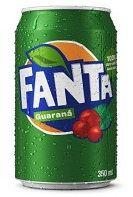 Coca lança Fanta Guaraná e disputa fatia da Ambev