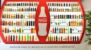 Como a Coca-Cola planeja crescer além dos refrigerantes