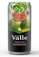 Del Valle lança sucos em latas sleek e abandona antigo formato