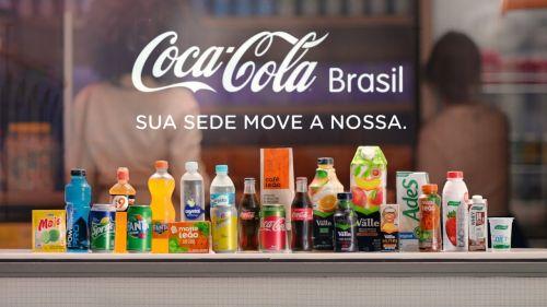 Empresa saudável da Coca-Cola - Verde Campo dobra de tamanho